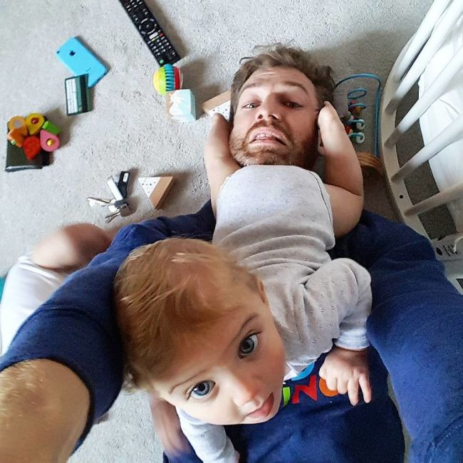 Father Of 4 Goes Viral Thanks To His Awesome Instagram Pics (22 pics)