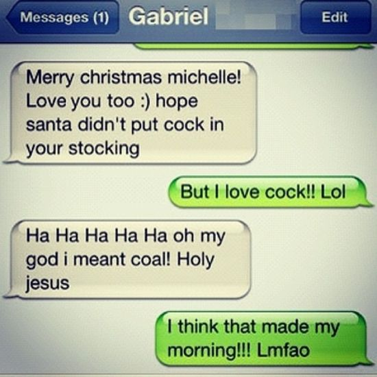 Holiday Autocorrects That Will Crack You Up (30 pics)
