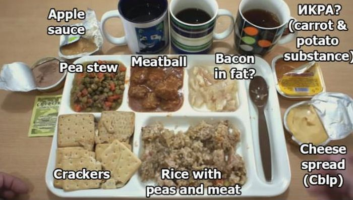 What Military Rations Look Like From Different Countries Around The World (18 pics)
