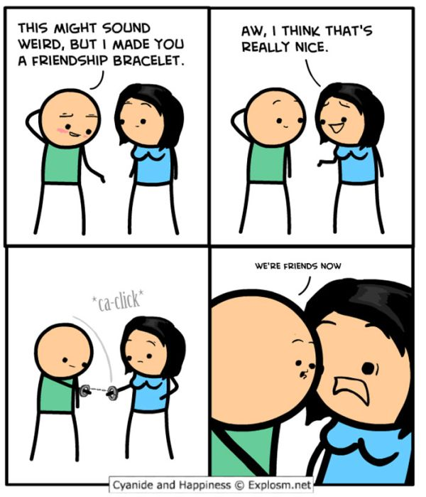 Funny And Inappropriate Comics About Relationships (25 pics)