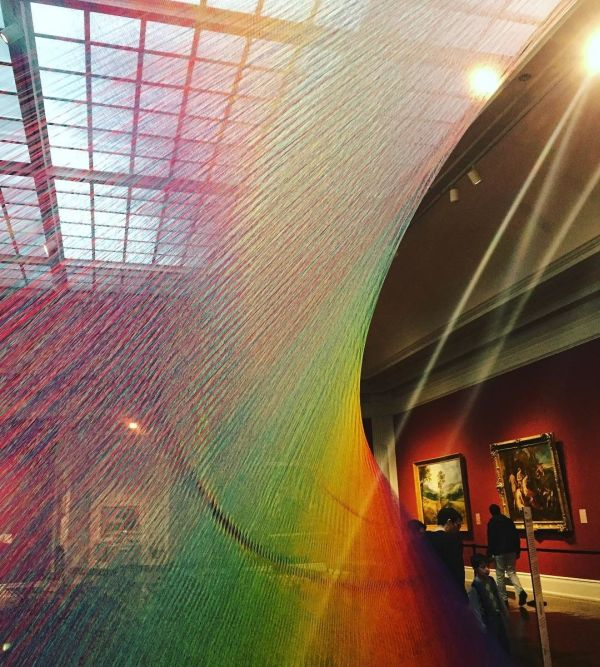 This Man-Made Rainbow Will Blow Your Mind (8 pics)