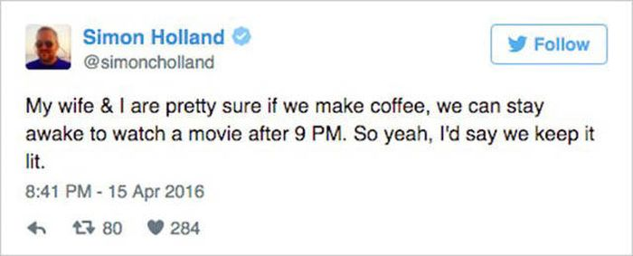 Funny Tweets That A Lot Of Married People Will Agree With (39 pics)