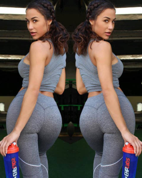 Yoga Pants Are And Always Will Be A Big Turn-On (51 pics)