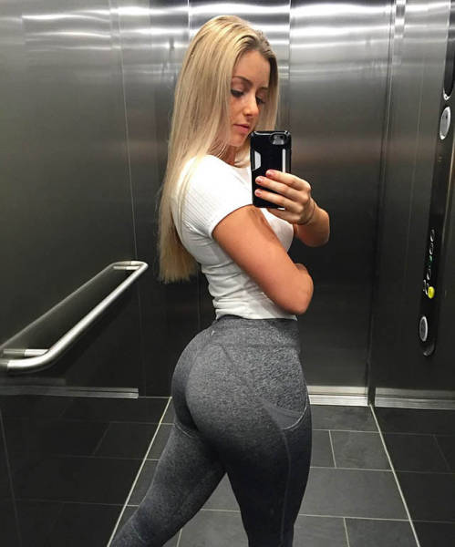 Yoga Pants Are And Always Will Be A Big Turn-On 51 Pics-4280