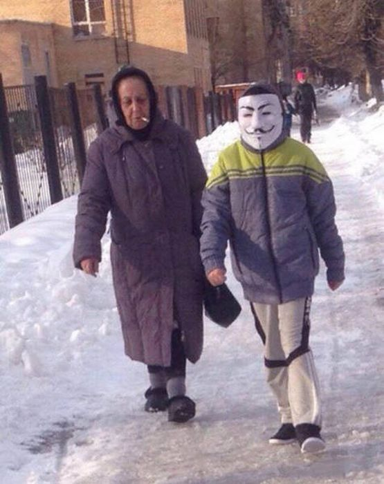 Our World Is Full Of So Many Strange And Bizarre People (40 pics)
