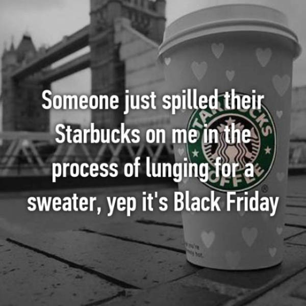 Horrifying Stories From People Who Have Survived Black Friday (17 pics)