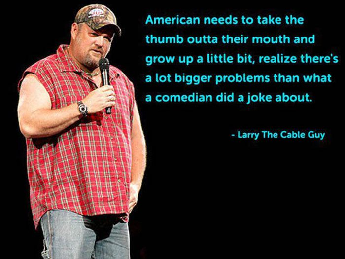 Comedians Use Humor To Fight Against Political Correctness (11 pics)