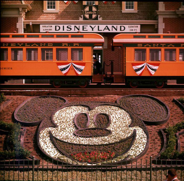 Enchanting Photos From Disneyland's Opening Day (24 pics)