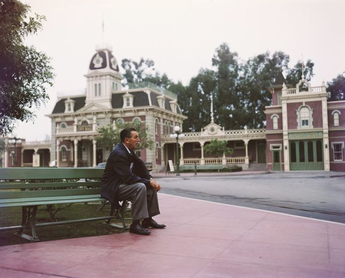 Enchanting Photos From Disneyland's Opening Day (24 pics)