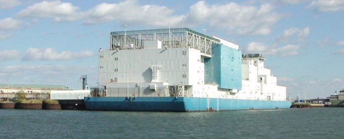 There's No Use In Trying To Escape From This Floating Prison (7 pics)