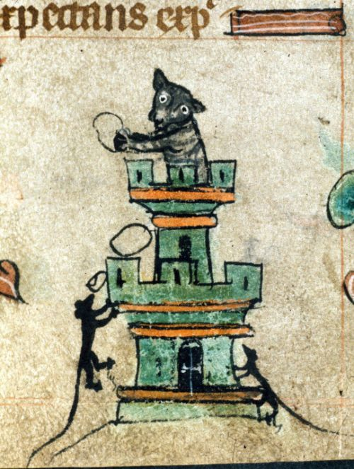 Medieval Cat Paintings That Will Crack You Up (22 pics)