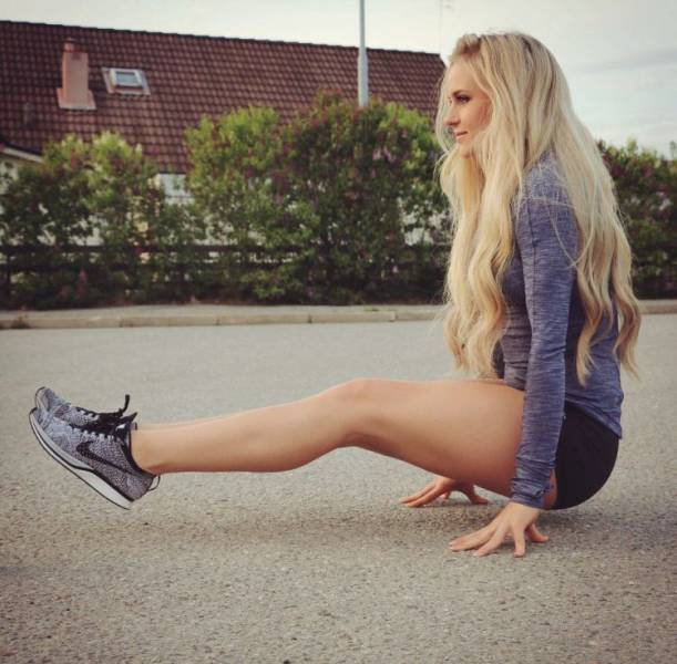 Fit Girls That Are Hot And Tempting (56 pics)