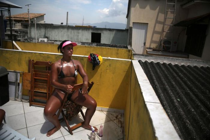Bikini Tape Is All The Rage In Brazil Right Now (17 pics)