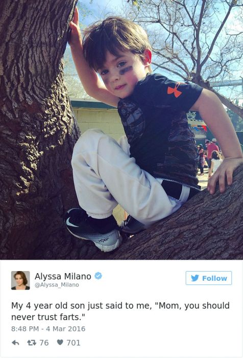 Celebrity Parents And Their Hilarious Tweets (25 pics)
