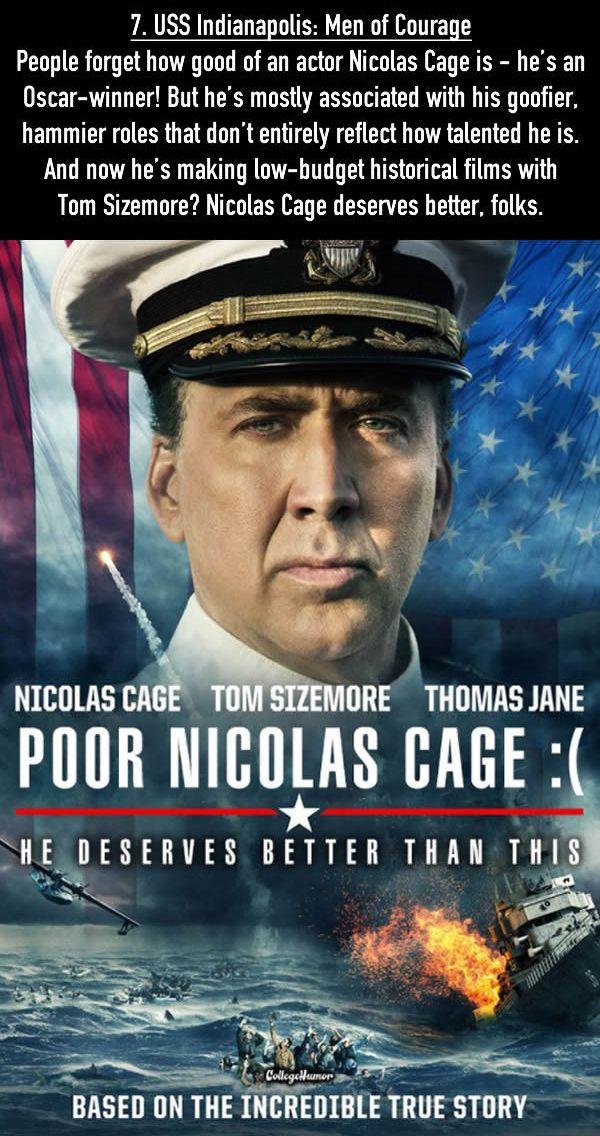If Movie Titles Were Actually Honest (7 pics)