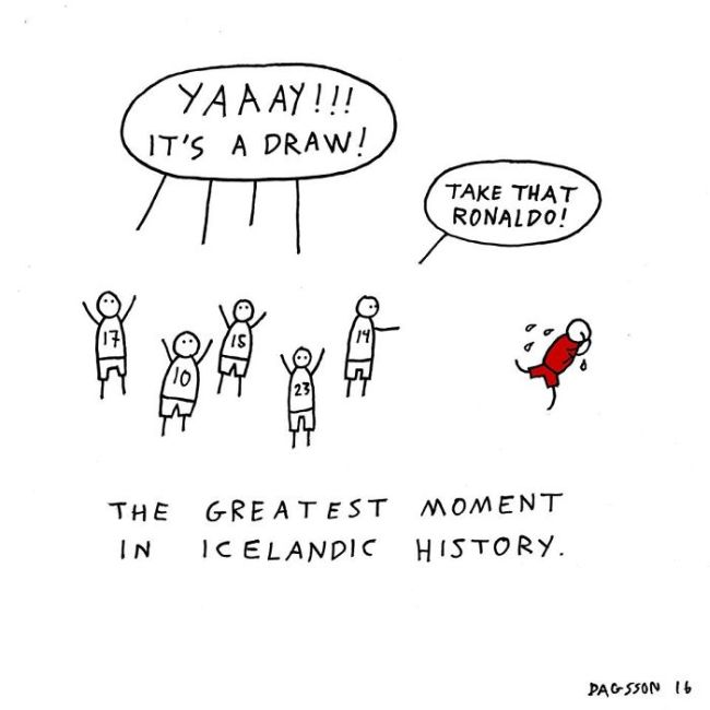 Icelandic Humor Comes From A Very Dark Place (30 pics)