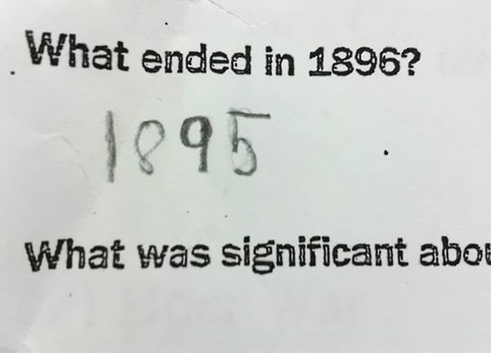 How To Answer Exam Questions When You Haven't Studied (30 pics)