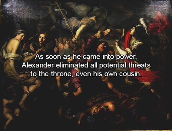 Interesting Facts You Need To Know About Alexander The Great (15 pics)