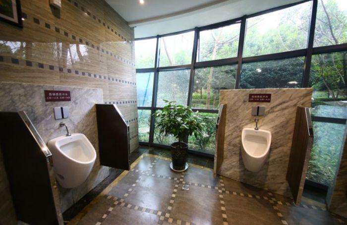 Take A Look At China's Five Star Toilet (14 pics)