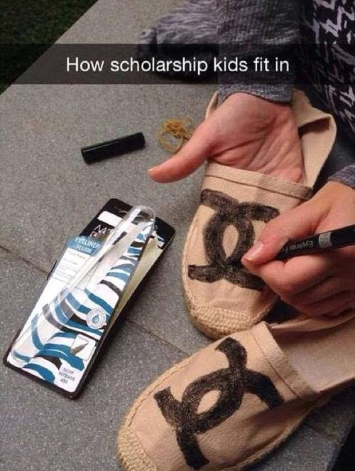 Private School Students Flaunt Their Privileged Lives On Social Media (24 pics)