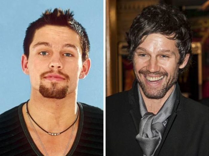 What Members From The Biggest Boy Bands Of The 90s Look Today (16 pics)