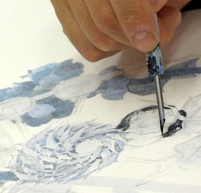 It Took An Artist Over Three Years To Create This Drawing (10 pics)