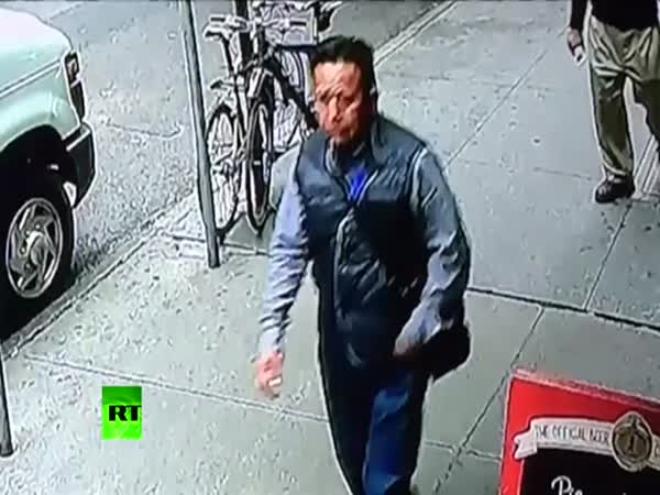 Thief Jacks 86-Pound Bucket of Gold Flakes Worth $1.6M In NYC