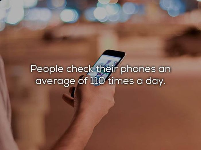 Scary Statistics That Prove Cell Phone Addiction Is Getting Out Of Hand (12 pics)