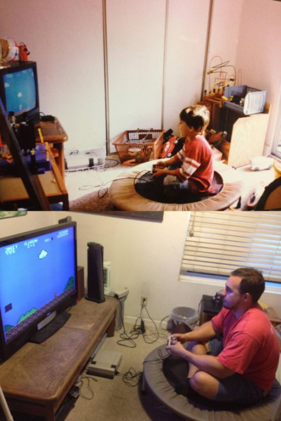 It's Time To Throw Down And Get Your Game On (30 pics)