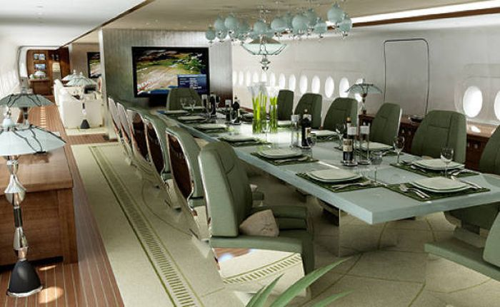 Take A Look At Some Of The Most Expensive Planes In The World (13 pics)