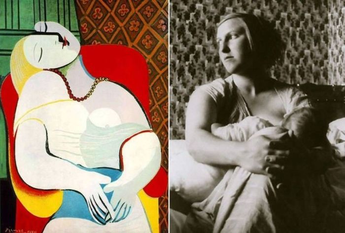 See The Women Who Inspired Picasso's Paintings (5 pics)