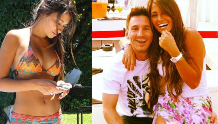 Lionel Messi Will Marry His Longtime Love Antonella Roccuzzo In 2017 (5 pics)