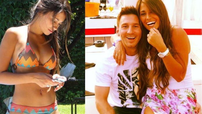 Lionel Messi Will Marry His Longtime Love Antonella Roccuzzo In 2017 (5 pics)