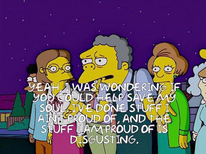 Awesome Quotes From The Simpsons To Help Kick-Start Your Day (23 pics)