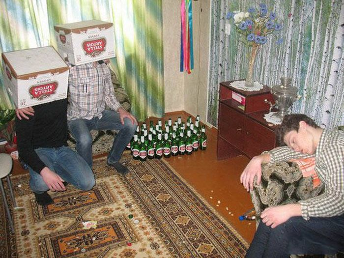 Crazy Russians Prove That There's No Limit To Their Madness (43 pics)