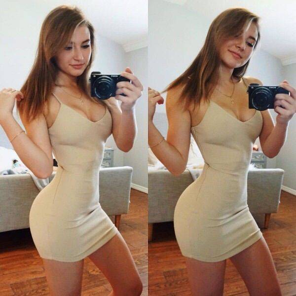Tight Dresses Hug Women In The Perfect Way (59 pics)