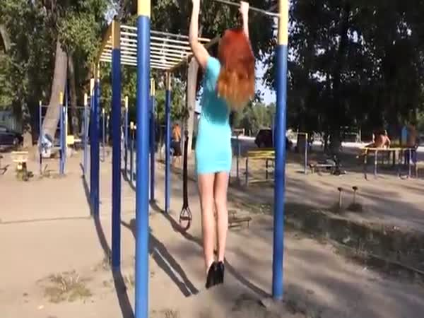 Girl Workout