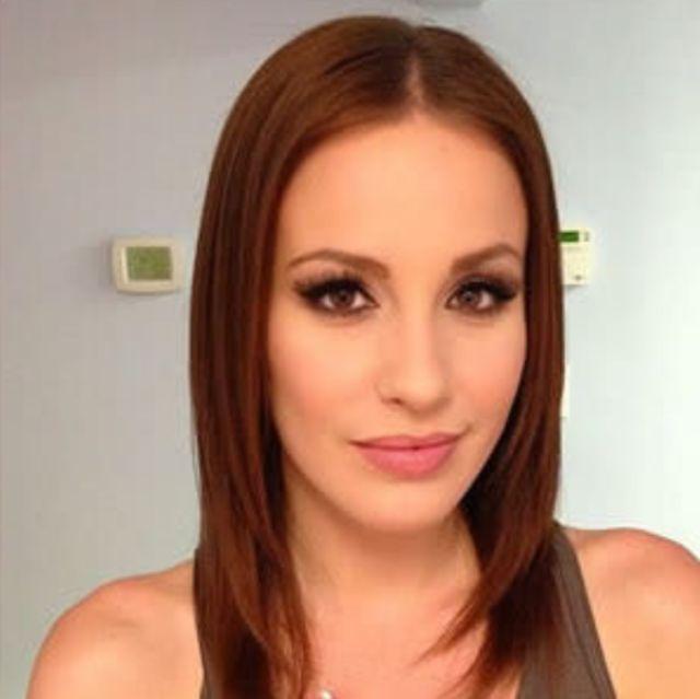 Lo 15 porno famosas estrellas de aspecto tienen sin maquillaje (28 fotos)