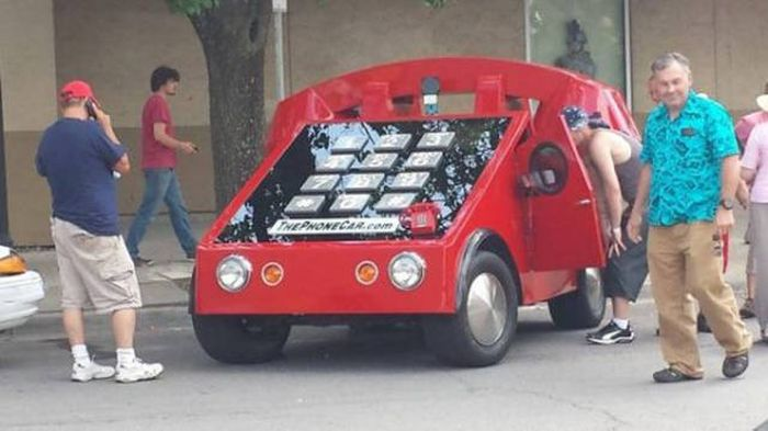 Amusing Photos Of Weird And Unusual Cars (40 pics)