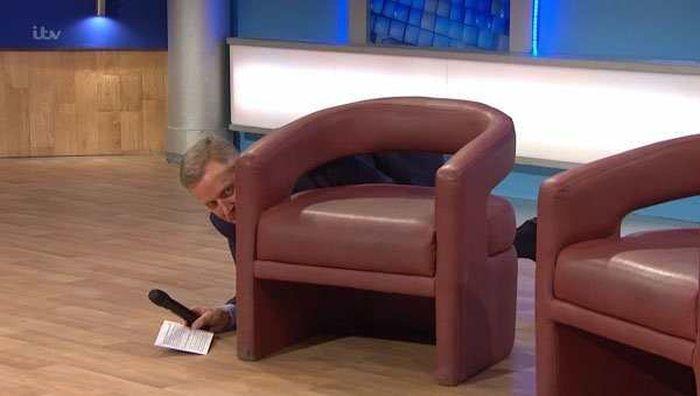 Awkward Moments From British TV Shows (30 pics)