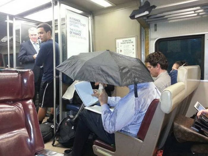 People Who Clearly Just Don't Care Anymore (40 pics)