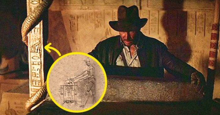 Hidden Gems You Probably Never Noticed In Your Favorite Movies And Shows (11 pics)