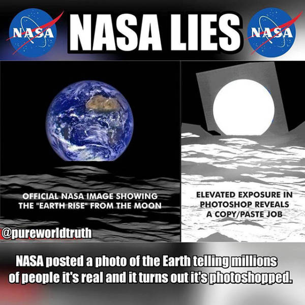 Pics That Prove Conspiracy Theorists Can Turn Anything Into A Conspiracy (15 pics)