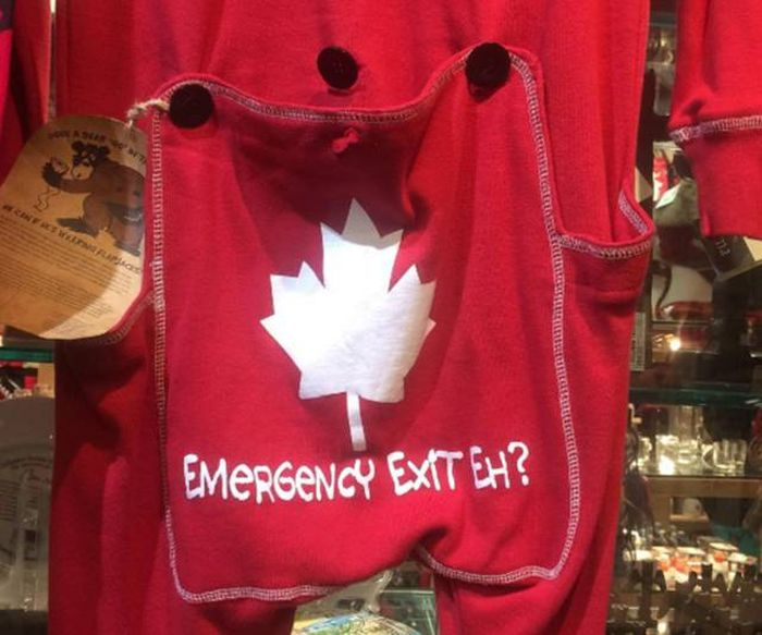 Things That Were Only Ever Meant To Happen In Canada (47 pics)