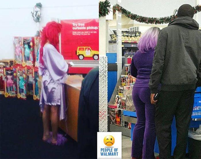 People of Walmart. Part 33 (40 pics)