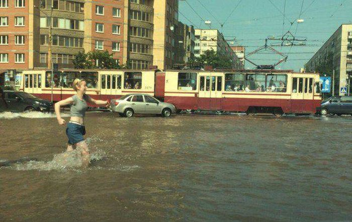 Russians Love To Take Insanity To The Next Level (40 pics)