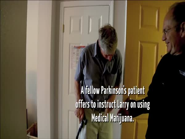 Watch What Happens When A Man With Parkinsons Uses Marijuana For The First Time