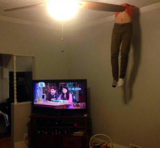 When Awful Things Happen You Must Give In And Stop Fighting (30 pics)