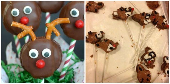 Hilarious Pinterest Fails With A Christmas Theme (30 pics)