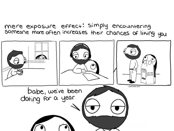 Woman Creates Comics To Document Everyday Life With Her Boyfriend (11 pics)
